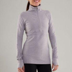 Lululemon Run Full Tilt Pullover Lilac Purple - 6